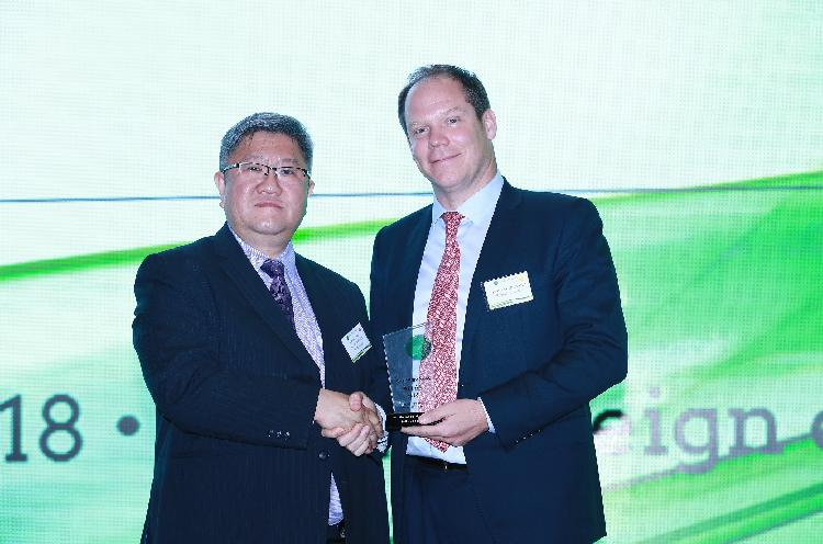 Bolloré Logistics Crowned Best Green Logistics Operator at the 2018 AFLAS Awards